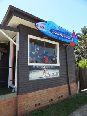 Burrill Lake SUP Shop